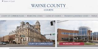 Wayne County Courts