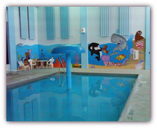 Indoor Infant and Toddler Pool