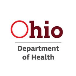Ohio Department of Health lgo